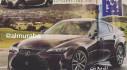 Lexus IS thế hệ mới rò rỉ diện mạo xứng tầm với các đối thủ đến từ Đức