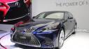 Lexus LS500h 2018 tại Việt Nam chốt giá 7,6 tỷ đồng, quyết cạnh tranh với Mercedes-Maybach S450