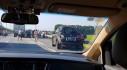 Lái xe Lexus bị xe tải đâm tử vong khi xuống làm việc với GSGT trên cao tốc Hà Nội - Thái Nguyên