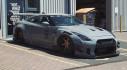 Khoác bộ cánh mới của Liberty Walk, Nissan GT-R nhìn như vừa bước ra từ trò chơi điện tử