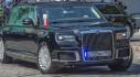 """""""Siêu limousine"""" Kortezh của Tổng thống Putin lần đầu xuất hiện bên ngoài lãnh thổ nước Nga"""