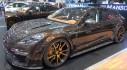 Porsche Panamera Wagon mang phong cách của GT3 RS nhờ gói độ từ Mansory
