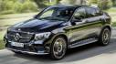 Mercedes-AMG GLC 43 Coupe sản xuất tại Thái Lan có giá từ 3,24 tỷ VNĐ