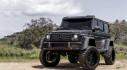Chiêm ngưỡng Mercedes-Benz G500 4×4² độ hầm hố từ Creative Designs