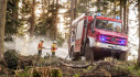 Xe tải đa năng Mercedes-Benz Unimog trở thành xe cứu hỏa tuyệt nhất thế giới