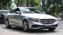 """Hà Nội: Khám phá Mercedes-Benz E250 đời 2017 siêu lướt """"đẹp không tì vết"""""""