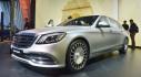 Sedan siêu sang Mercedes-Maybach S 650 ra mắt Ấn Độ với giá từ 9,6 tỷ VNĐ