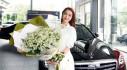 Ca sĩ Bích Phương tậu Mercedes-Benz S450 xanh lục bảo độc nhất Việt Nam