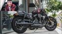 Làm quen siêu mô tô hàng hiếm Harley-Davidson Iron 883 Café Racer của đại gia Minh Nhựa