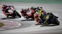 """MotoGP 2018: Marquez """"bại trận"""", """"nhường"""" chiến thắng mở màn cho Dovizioso của Ducati"""