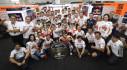 MotoGP 2017 chặng 18: Chiến thắng áp đảo của Repsol Honda Team và danh hiệu cho Nhà sản xuất của năm