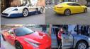 """""""Soi"""" bộ sưu tập xe hơi triệu USD của Neymar - ngôi sao đội tuyển Brazil"""