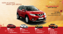 Tháng 1/2018, xe Nissan giảm giá gần 200 triệu đồng