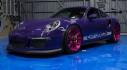 """Porsche 911 GT3 RS Ultraviolet """"xỏ giày hồng"""" gây bối rối cho người đối diện"""