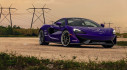 McLaren 570GT ''tím mộng mơ'' xỏ giày mới