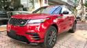 Thêm một chiếc Range Rover Velar SE P250 R-Dynamic 2018 màu đỏ về Việt Nam