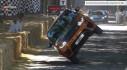 Terry Grant lái Range Rover Sport SVR trên 2 bánh, thiết lập kỉ lục Guinness mới