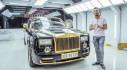 [VIDEO] Khám phá Rolls-Royce Phantom phiên bản Rồng Vàng độc nhất Việt Nam