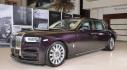 Rolls-Royce Phantom hoàn toàn mới đã có mặt tại Abu Dhabi