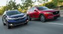 """CX-5 năng động, trẻ trung nhưng vẫn chịu thua trước """"đối thủ truyền kiếp"""" Honda CR-V 2017"""