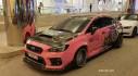 """Độ thân rộng hầm hố, Subaru WRX STi ở Việt Nam vẫn """"cố nữ tính"""" với ngoại thất hồng phấn"""