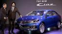 Suzuki Ciaz 2018 chính thức được vén màn tại Ấn Độ, giá chỉ 274 triệu VNĐ