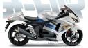 Lộ diện Suzuki Hayabusa hoàn toàn mới với thiết kế mạnh mẽ