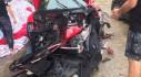 Siêu xe Ferrari 488 GTB nát tươm sau vụ tai nạn ở Việt Trì, Phú Thọ
