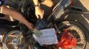 Va chạm với xe tải trên đường chở vợ đi sinh: Người chồng tử vong