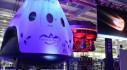 Hé lộ hình ảnh tàu vũ trụ mới sẽ chở du khách lên Mặt trăng