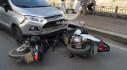 Đâm xe liên hoàn ở Kim Ngưu: Người bị thương vùng đầu, người bị gãy xương đùi