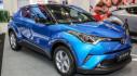 Toyota C-HR nhập khẩu nguyên chiếc có giá từ 840 triệu VNĐ tại Malaysia