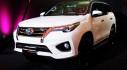 Toyota Fortuner TRD Sportivo 2018 vừa được ra mắt tại triển lãm Bangkok - Thái Lan