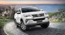 Toyota Fortuner 2018 máy dầu, hộp số tự động sẽ về Việt Nam vào tháng 1/2018
