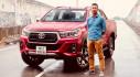 [VIDEO] Đánh giá xe Toyota Hilux 2018 - thay đổi TÍCH CỰC