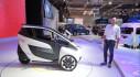 [VIDEO] VMS 2018 - Khám phá xe điện 3 bánh Toyota iRoad - Phù hợp đô thị hiện đại