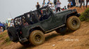 """Dàn xe Jeep """"quậy"""" tưng bừng khi chinh phục dốc cao tại VOC 2017"""