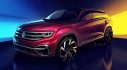 Volkswagen sẽ trình làng Atlas Concept 5 chỗ tại Triển lãm New York 2018