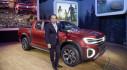 Volkswagen gợi ý về một phiên bản sản xuất của bán tải Atlas Tanoak