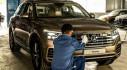 Volkswagen Touareg 2019 chuẩn bị cho sự xuất hiện tại VMS sắp tới