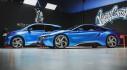 """BMW i3 và i8 nổi bật dù ở bất cứ đâu nhờ """"áo đôi, giày đôi"""""""