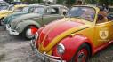 Ngắm dàn xe 'con bọ' cực quyến rũ, đầy màu sắc giữa Hà Nội