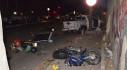 Nguyên nhân vụ xe bán tải lao qua đường ngược lại tông 2 người tử vong