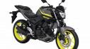 Yamaha MT-25 2017 trình làng với thay đổi nhẹ về thiết kế