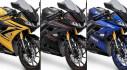 Yamaha R15 2018 hấp dẫn với tem và màu sắc mới
