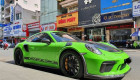 Porsche 911 GT3 RS Lizard Green