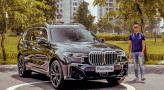 [VIDEO] Ngộp thở với BMW X7 Full Option