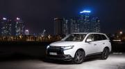 [ĐÁNH GIÁ XE] Mitsubishi Outlander 2017 - Xứng danh xe Nhật
