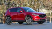 Mazda CX-5 2017 đạt được giải thưởng danh giá Top Safety Pick +