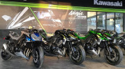 Kawasaki Z1000 2018 giá chính hãng từ 399 triệu đồng, chính thức bày bán ở Việt Nam